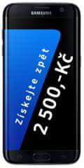 Samsung Galaxy S7 Edge, černá + Cashback 2500 Kč!