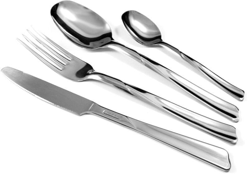 Toner 24-dílná souprava jídelních příborů pro 6 osob Varena