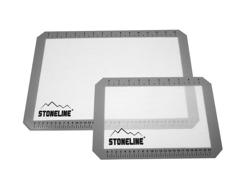 Stoneline Vál pečící silikonový, sada 2ks