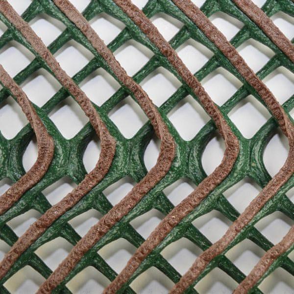 TENAX SPA zatravňovací rohož GP FLEX 1400 (2m x 10m) včetně u-pinů