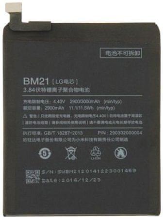 Xiaomi Baterie BM21 (Redmi 1S), černá