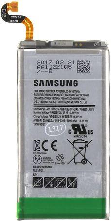 SAMSUNG Akkumulátor EB-BG955ABE (Galaxy S8 Plus), Li-Ion