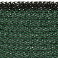 TENAX SPA stínící síť SOLEADO PRO 90% 1,5m x 5m, zelená