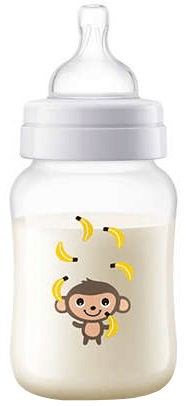 Avent Lahev Classic+ 260 ml, Opice