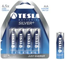 Tesla baterija AA Silver+, blister, 4 kosi (LR06)