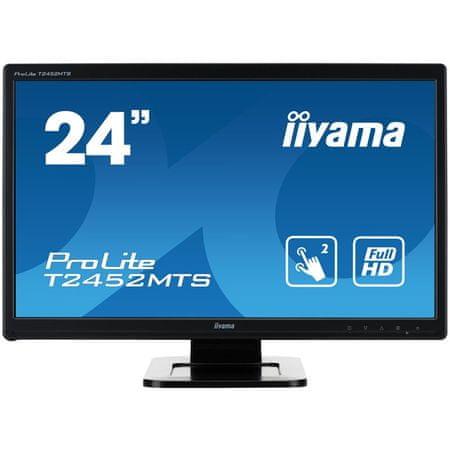 iiyama LED monitor ProLite T2452MTS-B5