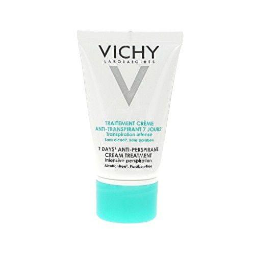 Vichy Krémový deodorant bez alkoholu (7 Days Anti-Perspirant Cream Treatment) 30 ml
