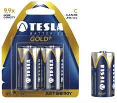 Tesla baterija C Gold+, blister, 2 kosa (LR14)