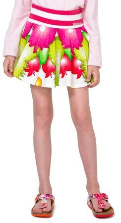 Desigual spódnica dziewczęca Tanganament 128 wielokolorowy