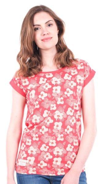 Brakeburn dámské tričko S červená
