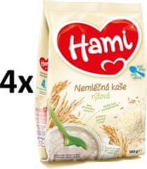 Hami kaše nemléčná rýžová 180g - 4-pack