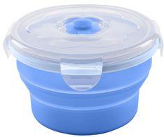 Nuvita Skladacia silikónová miska 230 ml