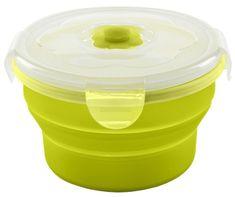 Nuvita 4468 Składany, silikonowy pojemnik na żywność 540 ml