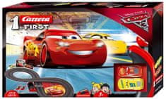Carrera FIRST - 63010 Disney Cars 3