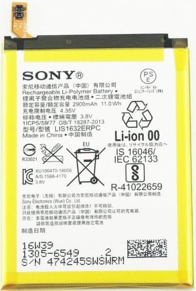 Sony Baterie 1305-6549 (Xperia XZ), Li-Pol