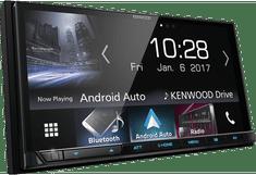 Kenwood Electronics DMX7017BTS 2DIN Multimédia fejegység