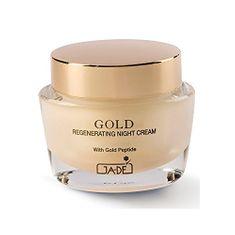 GA-DE Regeneračný nočný krém pre suchú pleť (Gold Regenerating Night Cream) 50 ml