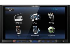 Kenwood Electronics DMX100BT 2DIN Multimédia fejegység