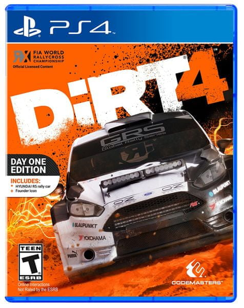Codemasters Dirt 4 / PS4