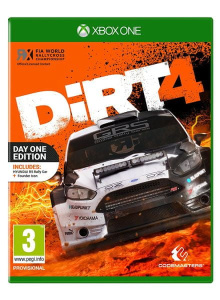 Codemasters Dirt 4 / Xbox One