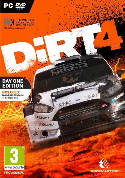 Codemasters Dirt 4 / PC