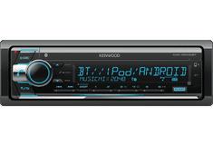 Kenwood Electronics KDC-X5100BT Bluetooth CD/USB fejegység