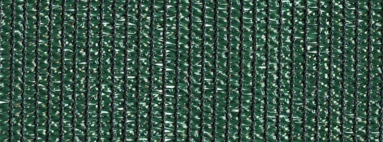 TENAX SPA stínící síť JAMAICA 75% 4m x 3m, zelená