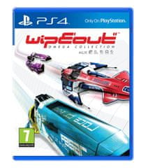 Sony WipEout: Omega Collection / PS4