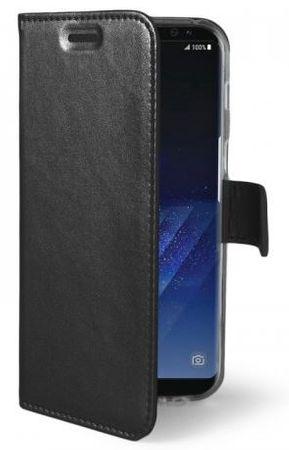 Celly torbica Air za Samsung Galaxy S8+, črna