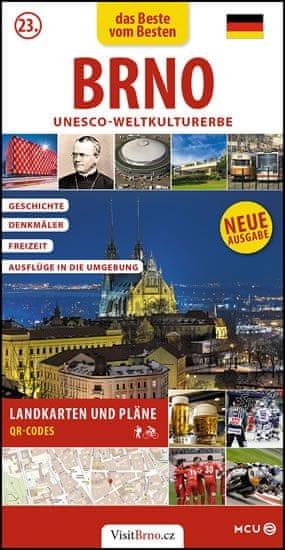 Eliášek Jan: Brno - kapesní průvodce/německy