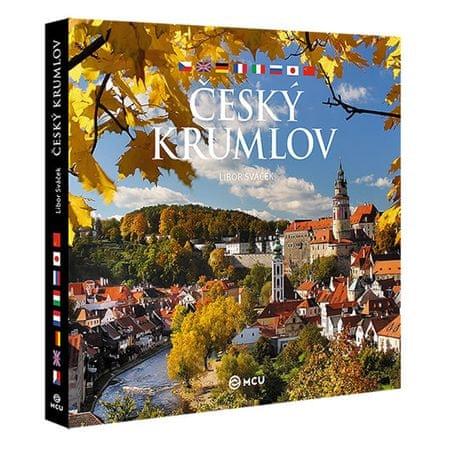 Sváček Libor: Český Krumlov - velký / vícejazyčný