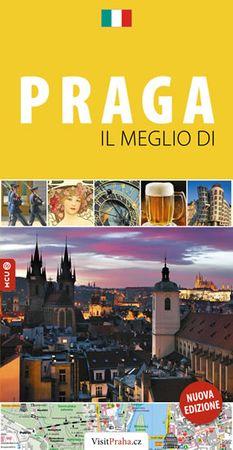 Kubík Viktor, Dvořák Pavel: Praha - The Best Of/italsky