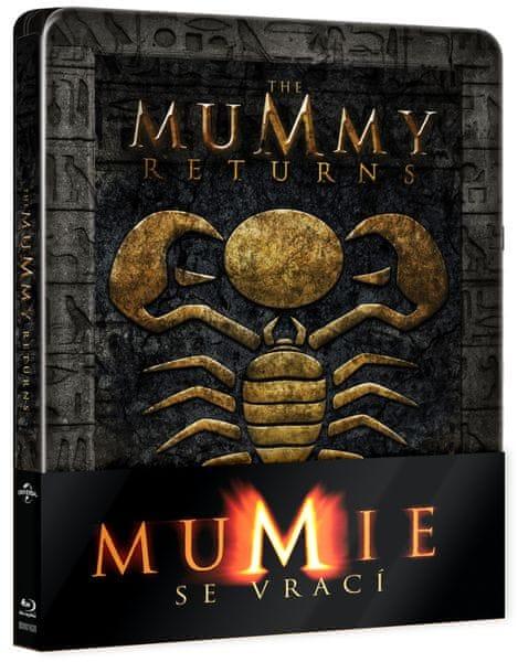 Mumie se vrací - Blu-ray