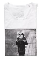 MFF Karlovy Vary dámske biele tričko S