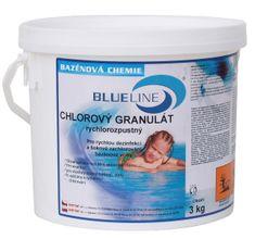 Blue Line Rychlorozpustný chlorový granulát - 501603
