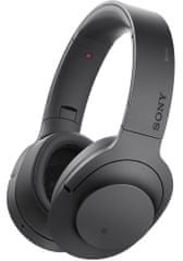 Sony MDR-100ABN Stereo BT Headest Black