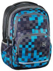 HAMA plecak szkolny All Out Blaby, Blue Pixel