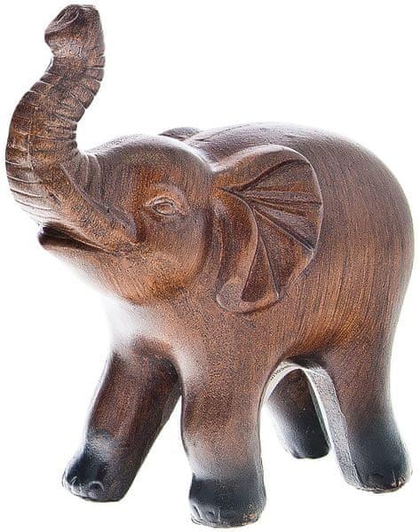 Decorium Slon velký, hnědý