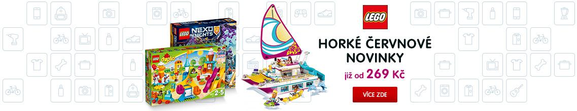 Novinky hračky a hry – Lego