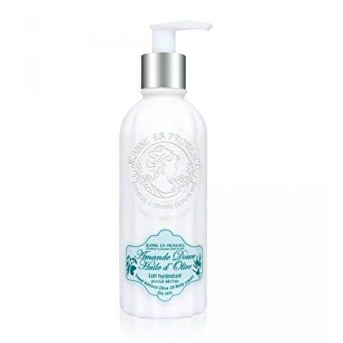 Jeanne En Provence Tělové mléko Mandle a olivový olej (Sweet Almond Olove Oil Body Cream) 250 ml