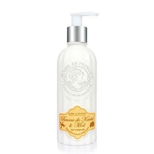 Jeanne En Provence Tělové mléko Bambucké máslo a med (Shea Butter & Honey Body Cream) 250 ml