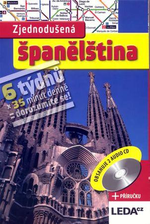 Zjednodušená španělština + 2CD