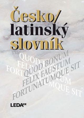 Quitt Zdeněk, Kucharský Pavel,: Česko/latinský slovník