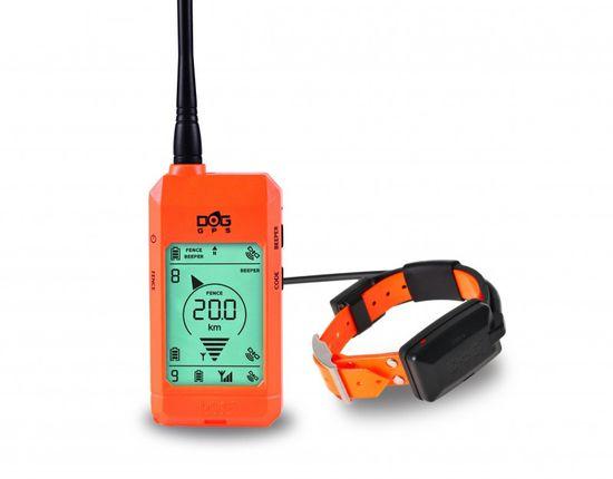 DOG trace lokalizator DOG GPS X20, pomarańczowy