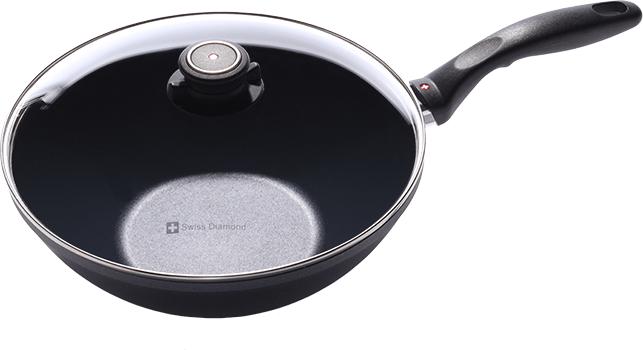 Swiss Diamond Indukce wok pánev 28 cm