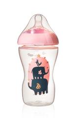 Tommee Tippee Ultra cumisüveg, 340 ml, Rózsaszín