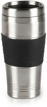 Domo Nerezový termohrnček DO437K-B