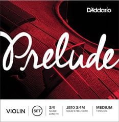 Daddario Prelude vln 3/4 M Houslové struny