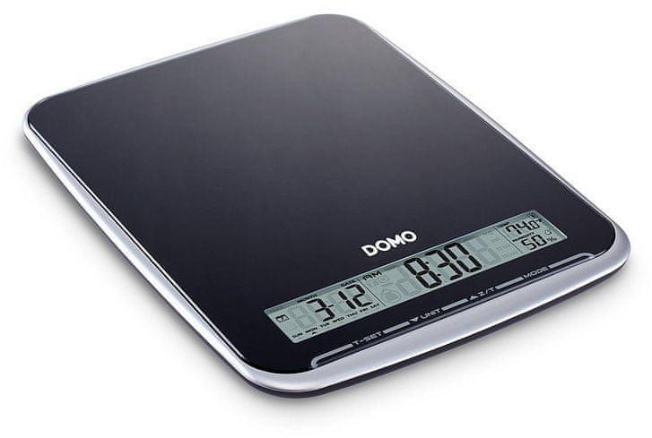 Domo Kuchyňská váha skleněná DO9105W