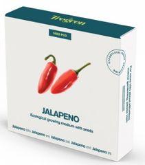 Tregren jiff - sadbovací tableta Paprika Jalapeňo